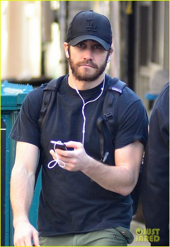 Jake Gyllenhaal: Manhattan Man