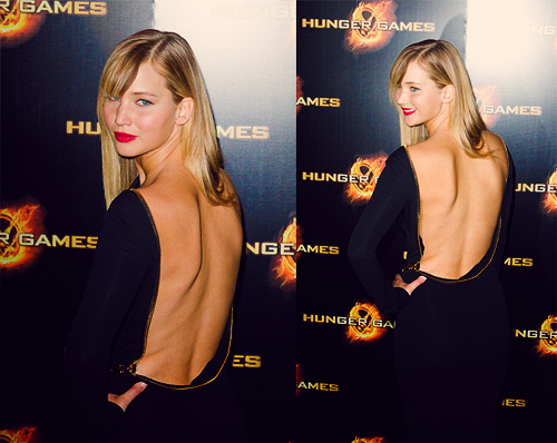Jennifer at Paris Premiere