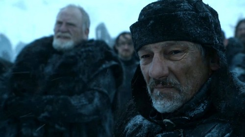 Jeor Mormont and Watchers