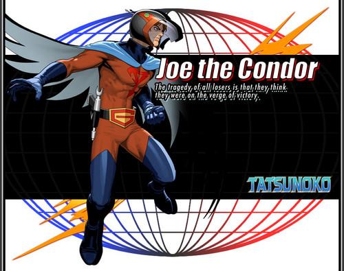Joe the condor