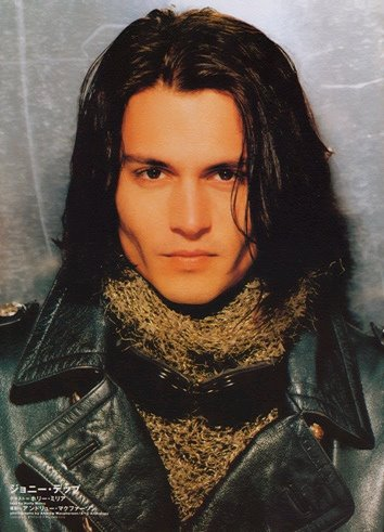 Johnny Depp - hottest-actors Photo