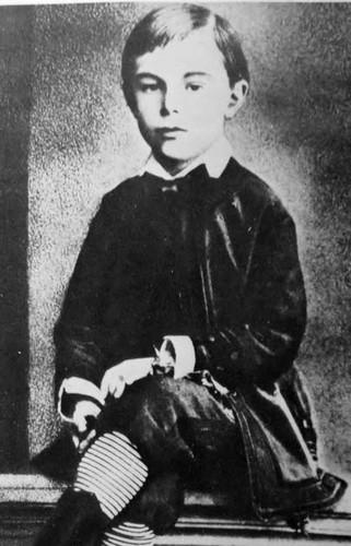 Julian Scriabin ( 12 February 1908 – 22 June 1919)