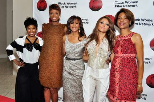 Kat Graham @ Black Women in Film 'The Untold Stories' Luncheon