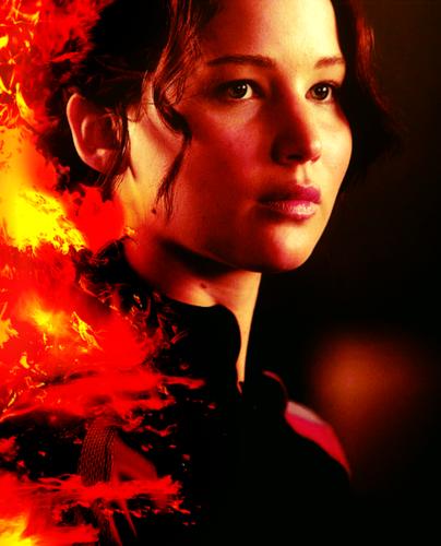 Katniss Everdeen-Fan Art