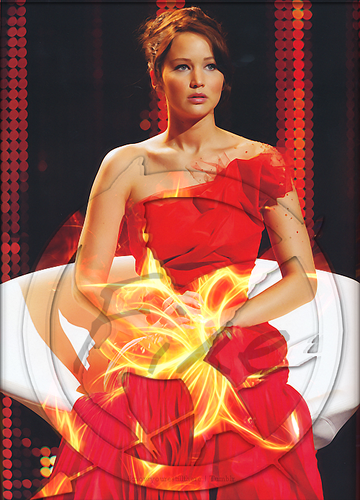 Katniss Everdeen-Fan Art