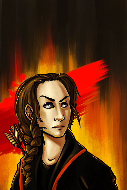 Katniss Everdeen Katniss Fan ArtKatniss Everdeen Fan Art