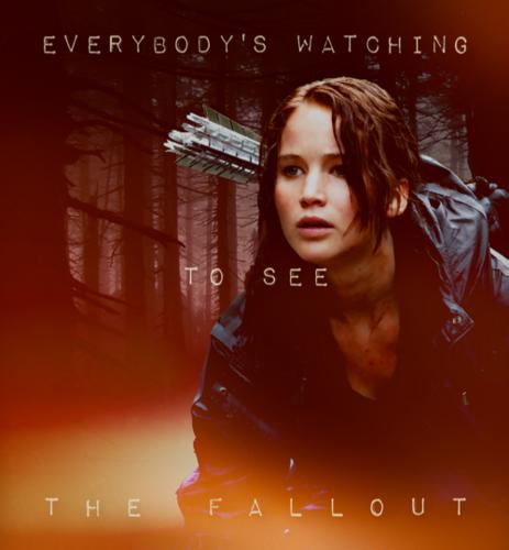 Katniss অনুরাগী Art
