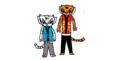 Ki and tigress - tigress photo