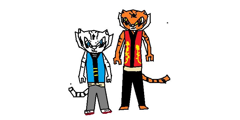 Ki and harimau betina