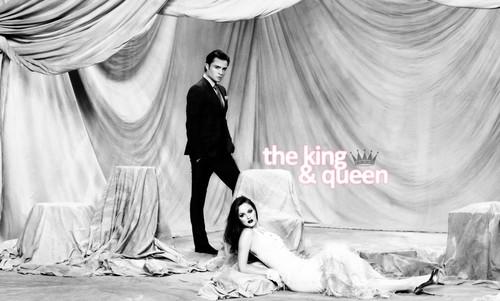 King & क्वीन