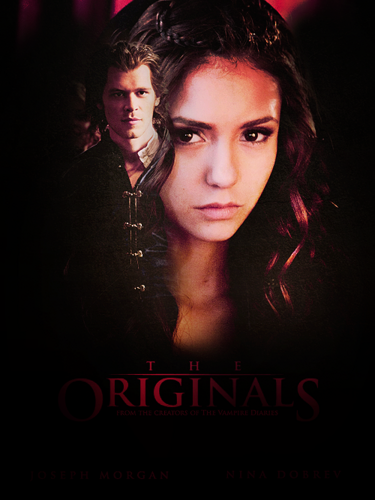 The Vampire Diaries wallpaper probably with Anime titled Klaus and Tatia