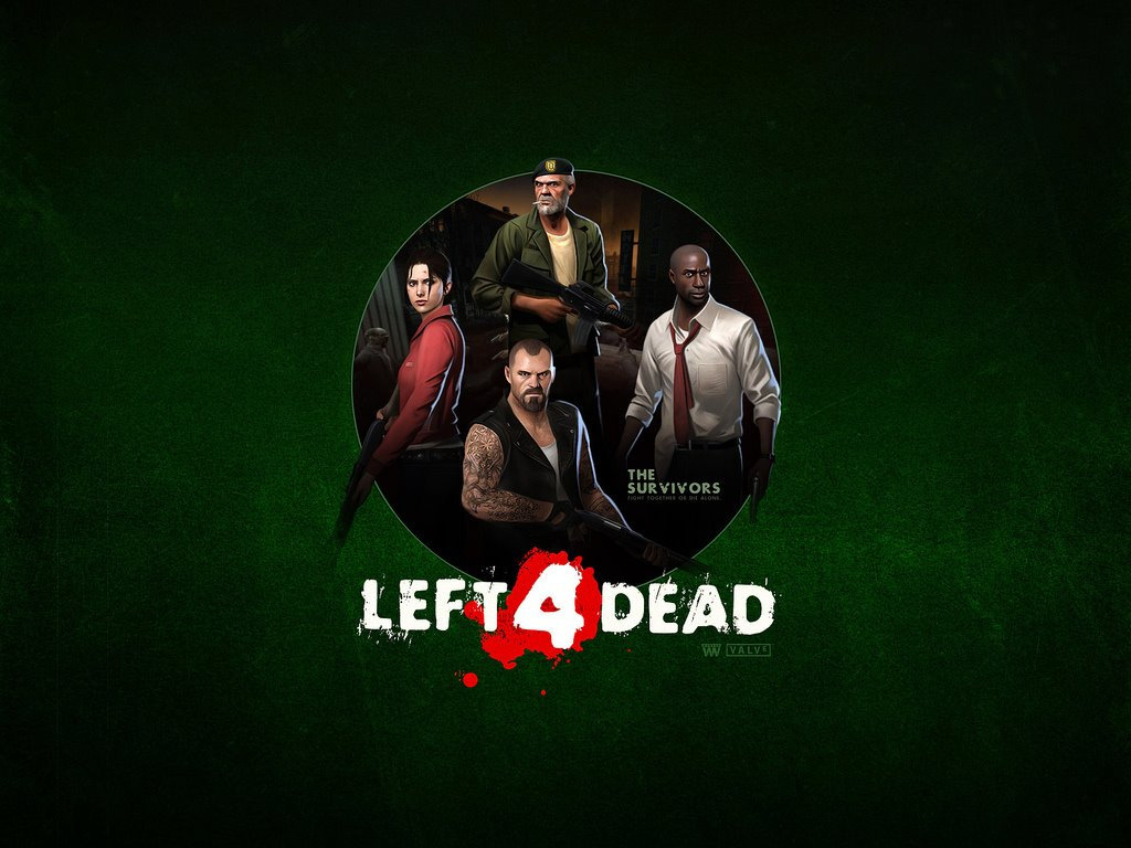 Left 4 Dead Обои L4D HD Обои and background фото (29703094)