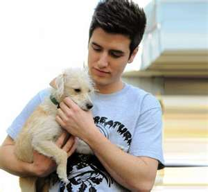 LOgan and a puppy - rusher29 Photo