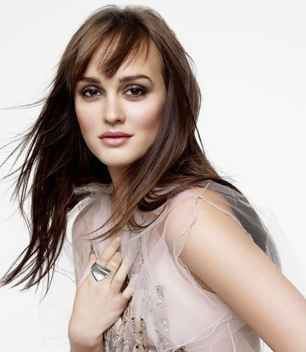Leighton in Marie Claire