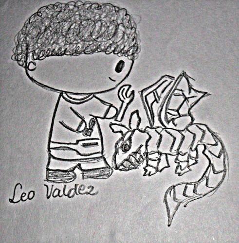 Little Leo and Little Festus ^^