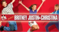 Justin, Britney, and Christina
