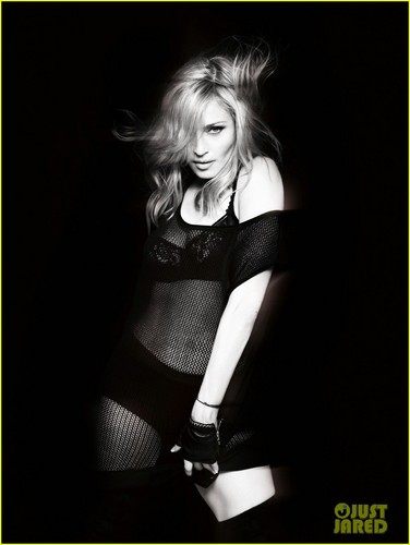 Madonna: New Promo Pics Released!