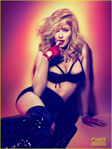 Madonna: New Promo Pics Released!