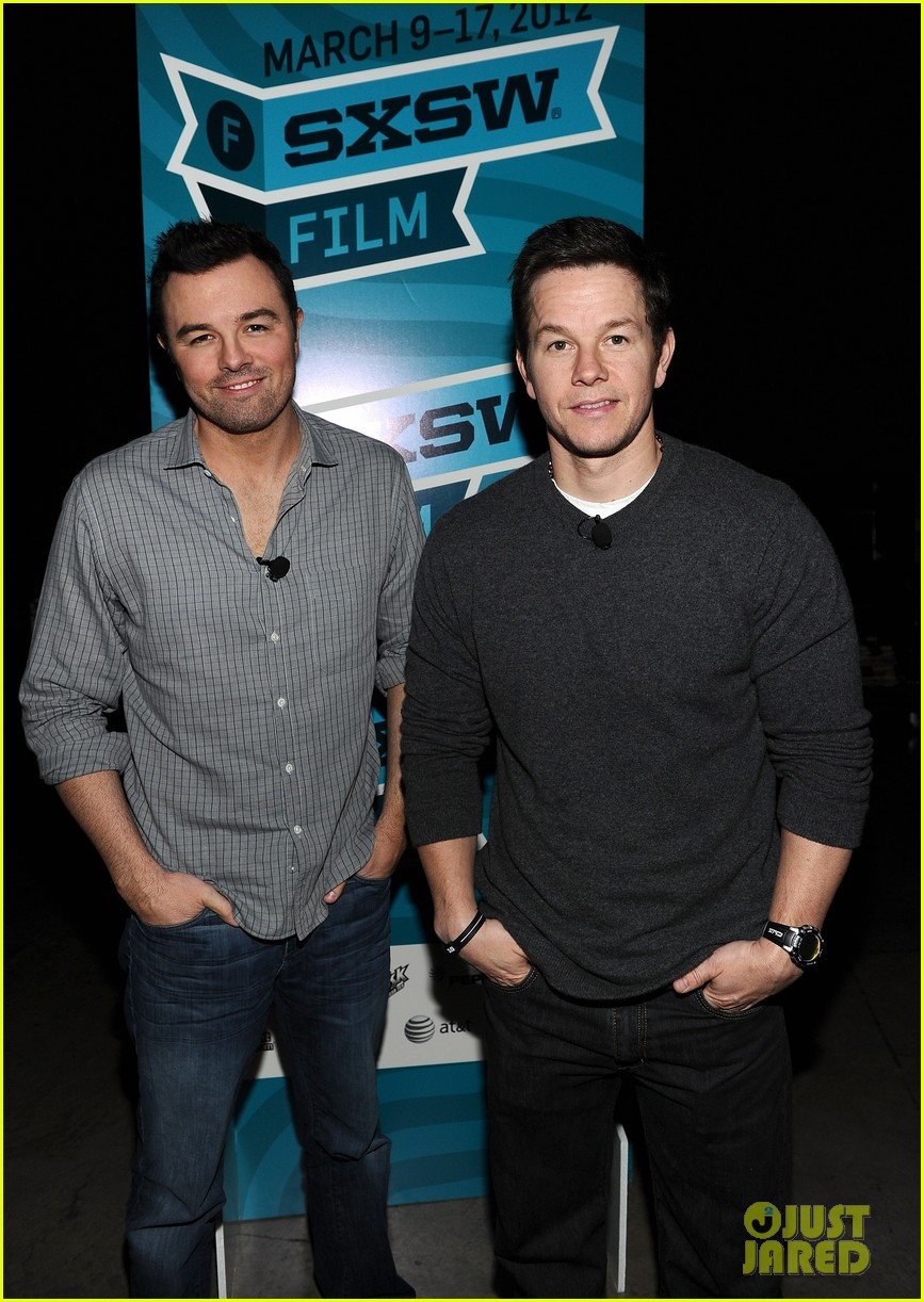 Mark Wahlberg: A Conversation with Seth MacFarlane