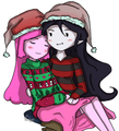 Merry Christmas - bubbleine fan art