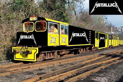 Metallica Train
