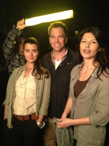 Michael, Cote and Carina