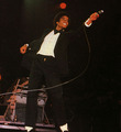 Michael Jackson performing - michael-jackson photo