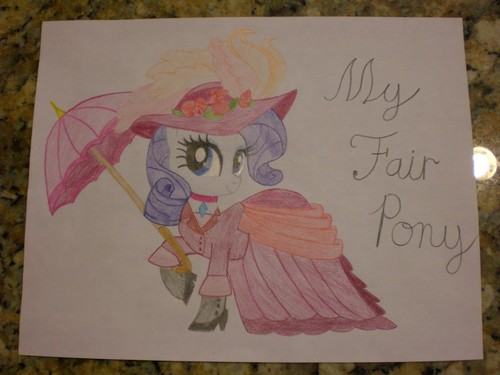 My Fair Pony.