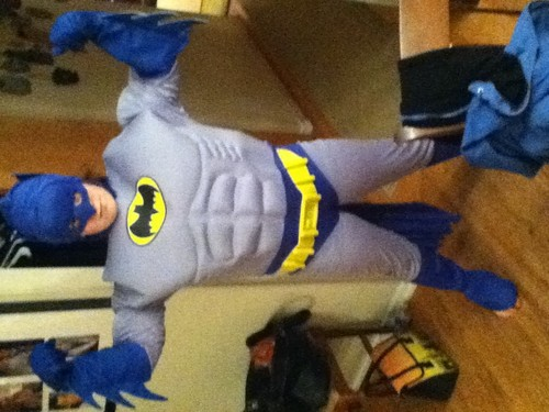 My Hawt Batman Coustume