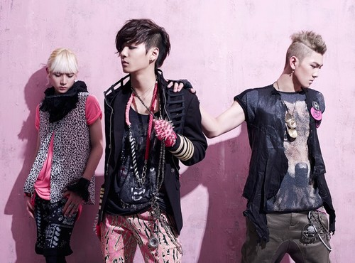 NU'EST wallpaper with a hip boot entitled NU-EST