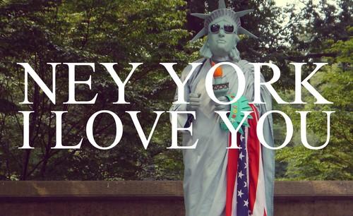 NY .. I ♥ U