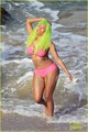 Nicki Minaj: Bikini Bod for 'Starships' Video - nicki-minaj photo