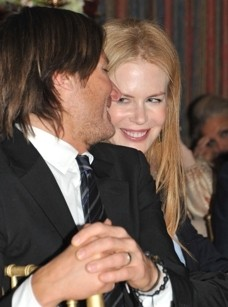 Nicole and Keith - Kuwait-America Foundation gala