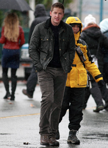 Once Upon A Time - On Set - March 14 2012