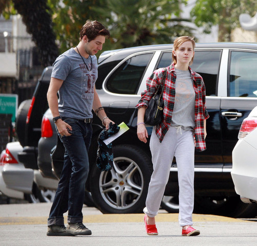 Out & About in LA - March 13, 2012 - HQ - emma-watson Photo