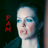 True Blood photo containing a portrait titled PAM
