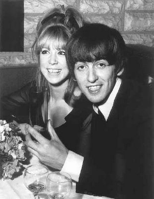 Pattie and George - pattie-boyd Photo