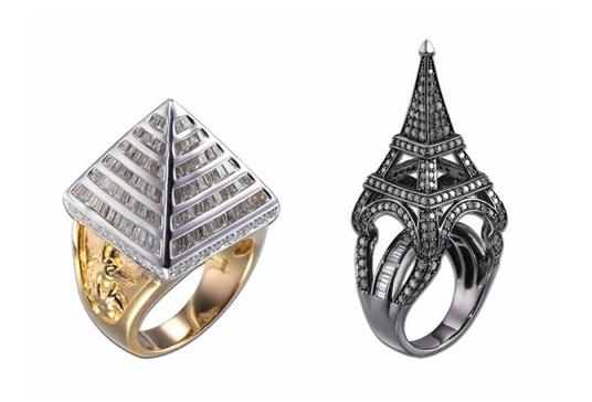Plukka Wonder of the World Diamond Ring Giveaway