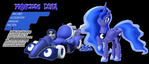 gppony, pony Kart