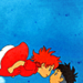 Ponyo Icons . - ponyo-on-the-cliff-by-the-sea icon