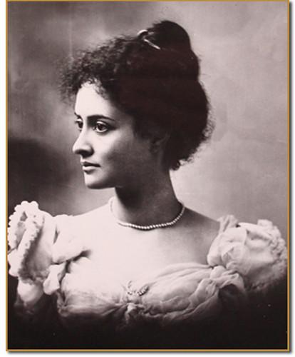 Princess Kaiulani (1875 - 1899)