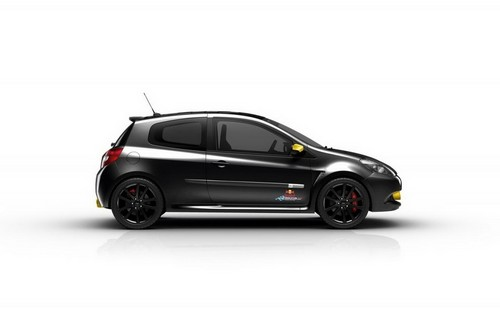 RENAULT CLIO RS RED toro RACING RB7