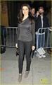 Rachel Weisz: 'Daily Show With Jon Stewart' Visit