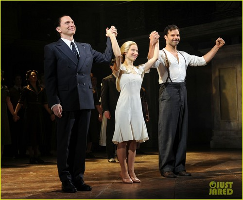 Ricky Martin: 'Evita' Curtain Call