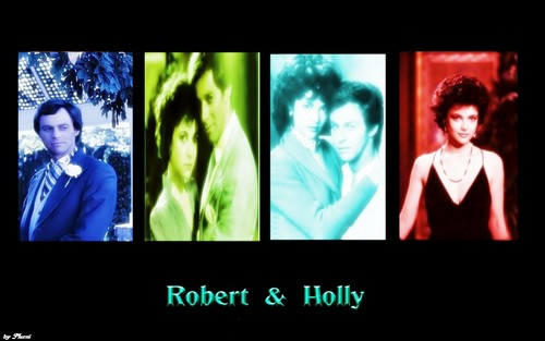 Robert and Holly