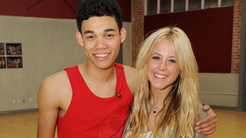 Dancing With Th... Roshon Fegan Dancing With The Stars