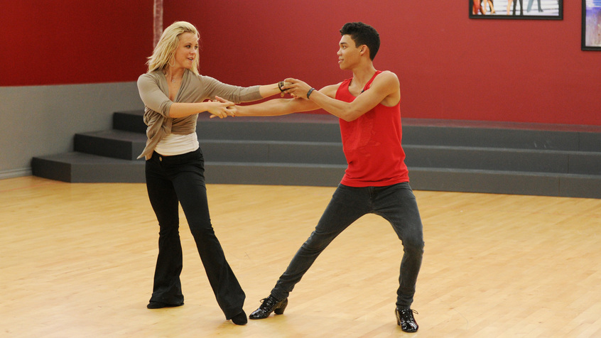 roshon fegan wh... Roshon Fegan Dancing With The Stars