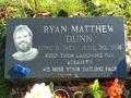 Ryan Dunn's Grave