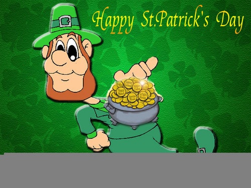 S.t Patricks dag