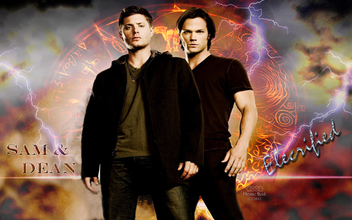 Supernatural Images Supernatural Hd Wallpaper And